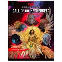 Dungeons & Dragons 5a ed. - Critcal Role: Call of the Netherdeep