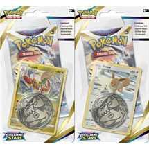 Pokemon Sword & Shield Series 9 Checklane Blister Display - ENG