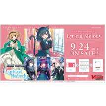 Cardfight!! Vanguard overDress Lyrical Melody Sneak Preview Kit - EN