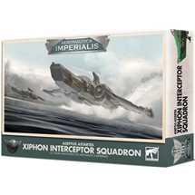 500-41 Aeronautica Imperialis: Asuryani Xiphon Interceptor Squadron