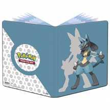 E-15859 Album Portfolio 4 Tasche Pokemon Lucario