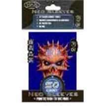 Mini Deck Protector Skull Blue (dim. Yu-Gi-Oh!)