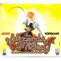 WOM - Wizards of Mickey - Le Origini - Box 24 Buste