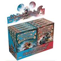 WOM - Wizards of Mickey - Le Origini Box 8 Mazzi