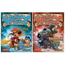 WOM - Wizards of Mickey - Le Origini  2x Mazzi (1x variante)
