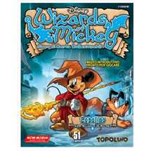 WOM - Wizards of Mickey - Le Origini - mazzo Topolino
