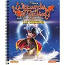 WOM - Wizards of Mickey - Portfolio a 9 Tasche le Origini