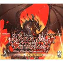 WOM - Wizards of Mickey - Il Torneo - BOX (20 buste)