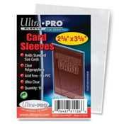 E-81126 Deck Protector - 100 Buste Trasparenti Economiche