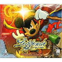 WOM - Wizards of Mickey - Leggende - Box (30 buste)