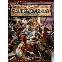 WFRP Warhammer Fantasy Manuale Base