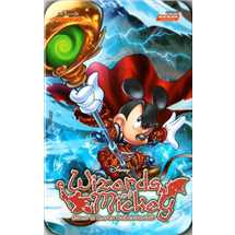WOM - Wizards of Mickey - TIN Topolino
