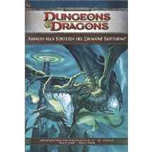 D&D 4ed. Assalto alla Fortezza del Dragone Notturno (L3)