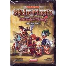 WOM - Wizards of Mickey - Sfida di Magia Confezione Travel