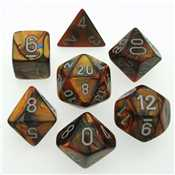 27493 Lustrous Polyhedral Gold w/silver
