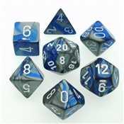 26423 Gemini Blue-Steel w/white