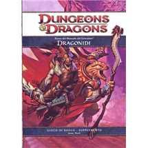 D&D 4ed. Razze del Manuale del Giocatore: Dragonidi