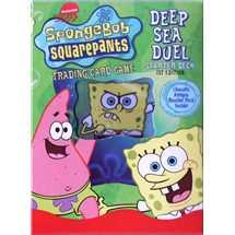Spongebob Box 10x Starter Deck