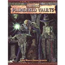 WFRP Warhammer Fantasy Plundered Vaults