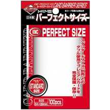 KMC 0273 Deck Protector Perfect Size Trasparenti