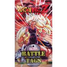 Dragonball Z Battle Tags