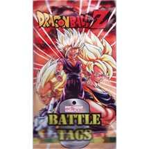 Dragonball Z Battle Tags