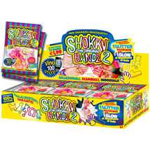 Box Shokky Bandz 2 display 36 buste