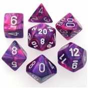 27457 Festive Circus Purple White