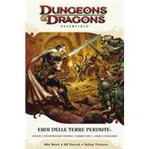 D&D 4ed. Essentials: Eroi delle Terre Perdute