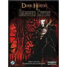 Dark Heresy: Haarlock's Legacy Vol. 2: Damned Cities