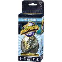 Monsterpocalypse Rise Unit Booster