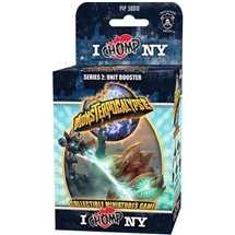 Monsterpocalypse I Chomp NY Unit Booster