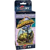 Monsterpocalypse I Chomp NY Monster/Building Booster