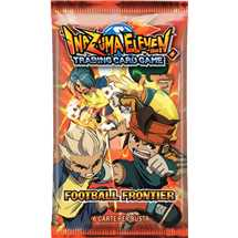 Booster Pack Inazuma Eleven Football Frontier