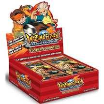 Booster Box Inazuma Eleven Football Frontier - 36 booster packs