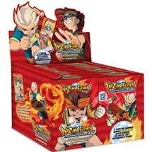 Starter Set Display Inazuma Eleven Football Frontier - 10x Starters