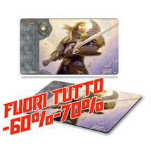 Playmat - Tappetino - Magic mana 3 White Sun Titan FUORI TUTTO