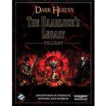 Dark Heresy: Haarlock's Legacy Trilogy