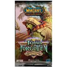 WOW Tomb of the Forgotten Booster Pack ITA