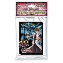Mini Deck Protector Yu-Gi-Oh! Obelisk & Kaiba (50 bustine)