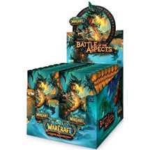 WOW Battle of the Aspects Treasure Pack (24 pz) ENG