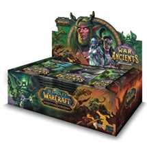 WOW War of the Ancients Booster Box ITA