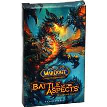 WOW Battle of the Aspects Treasure Pack ENG