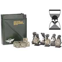40-42 Dadi del Munitorum di Warhammer 40,000