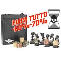 40-44 Segnalini per Veicoli del Munitorum di Warhammer 40,000 FUORI TUTTO