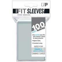 E-82713 Mini Deck Protector PRO-Fit 100 Buste Trasp. Doppia Protezione
