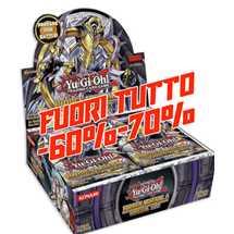 Box YGO Arsenale Nascosto 6 (24 buste) ING FUORI TUTTO