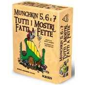 Munchkin 5, 6 e 7 - Tutti i Mostri Fatti a Fette