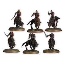 32-09 Lo Hobbit: Orchi Cacciatori su Warg Feroci