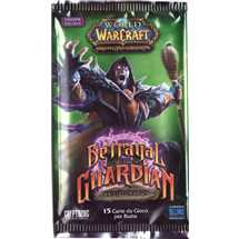 WOW Betrayal of the Guardian Booster Pack ITA